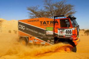 Africa Eco Race 2021