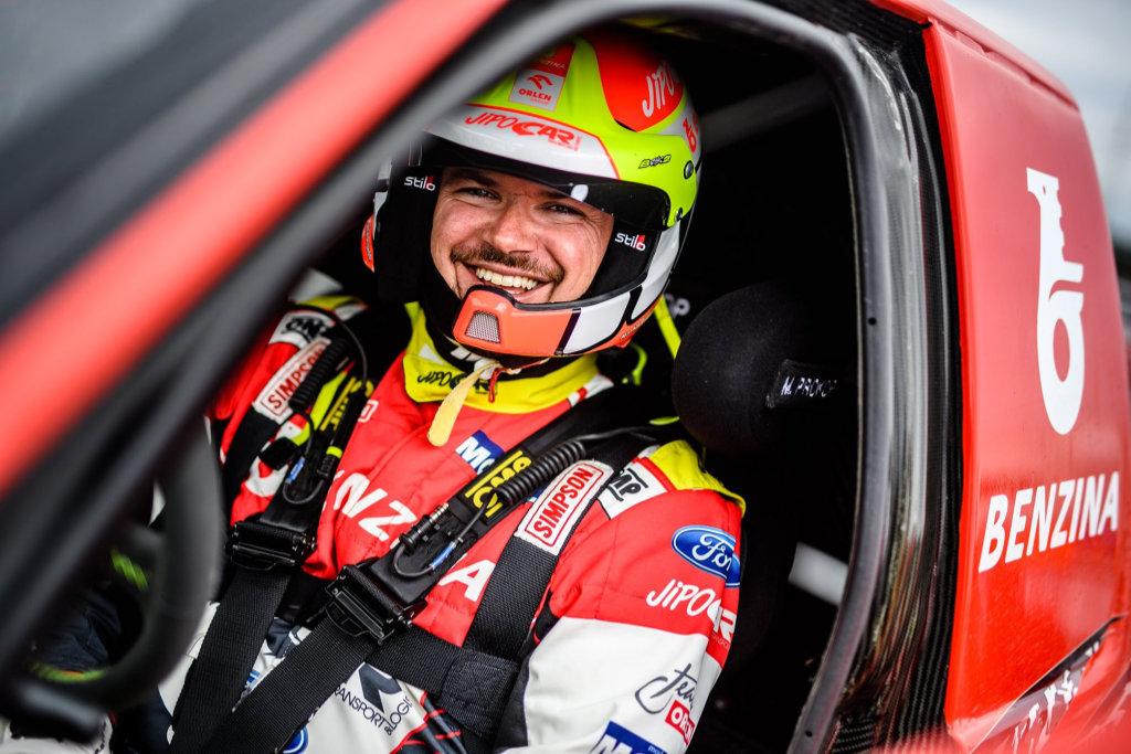 Martin Prokop, Mogul Test Rally 2020
