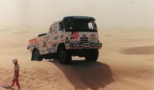 Karel Loprais, Dakar 1998