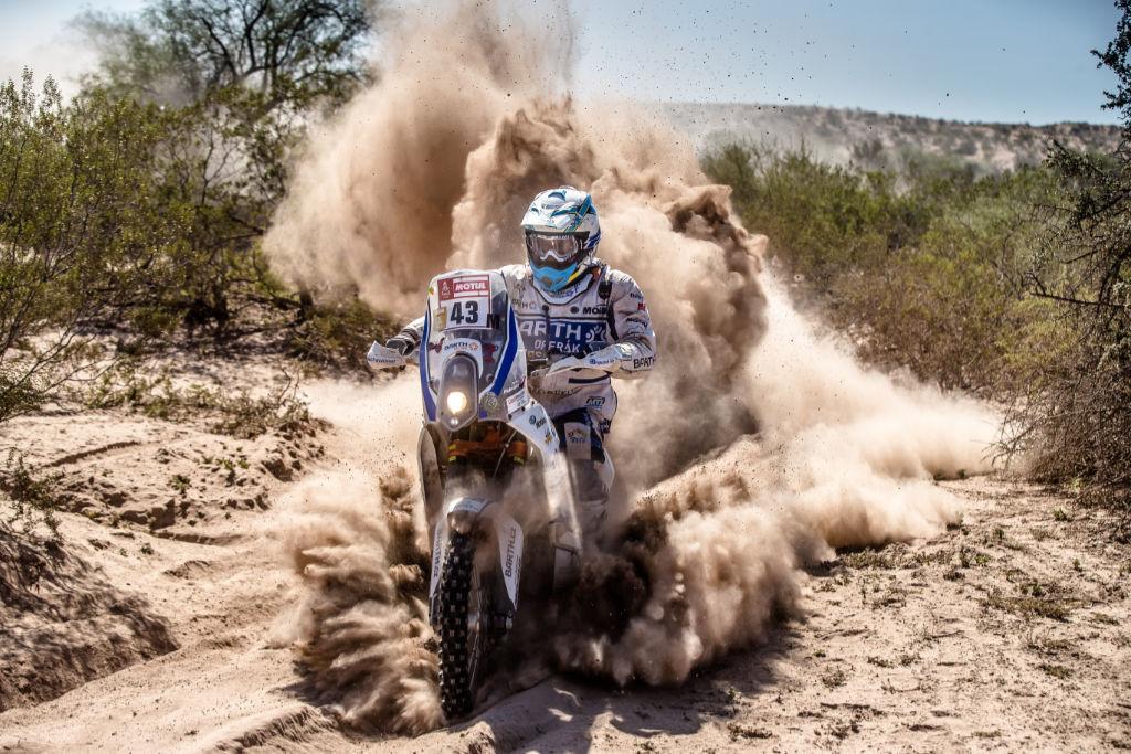 David Pabiška, Dakar 2018