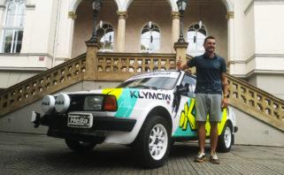 Ondřej Klymčiw, Škoda 130 LR