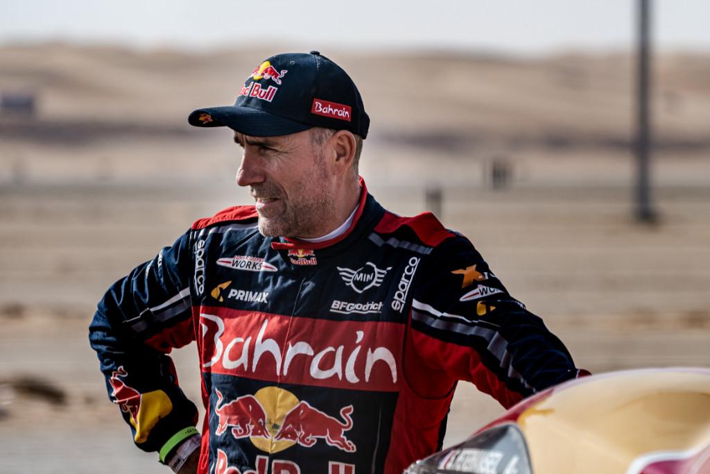 Stéphane Peterhansel, Dakar 2020