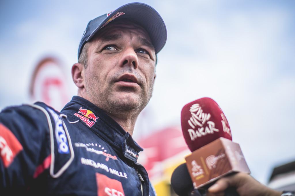 Sébastien Loeb, Rally Dakar 2019