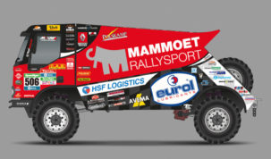 Renault C460 Hybrid, Mammoet Rallysport