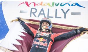Nasser Al-Attiyah, Andalucía Rally 2020
