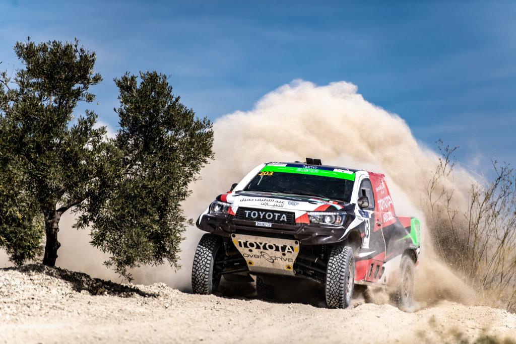 Yazeed Al-Rajhi, Andalucía Rally 2020