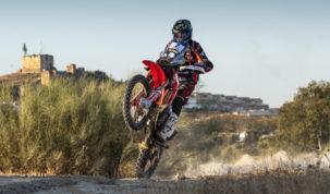 Kevin Benavides, Andalucía Rally 2020