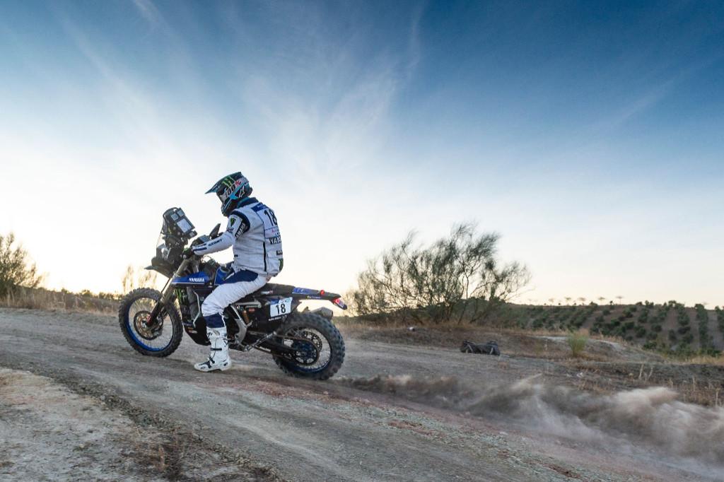Ross Branch, Andalucía Rally 2020