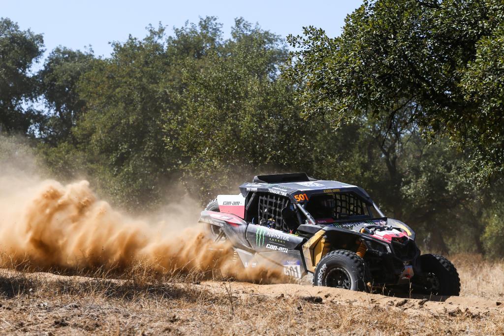 Aron Domżała, Andalucía Rally 2020