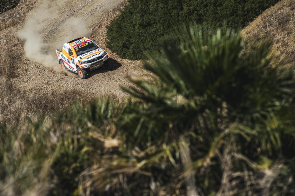 Isidre Esteve Pujol, Andalucía Rally 2020