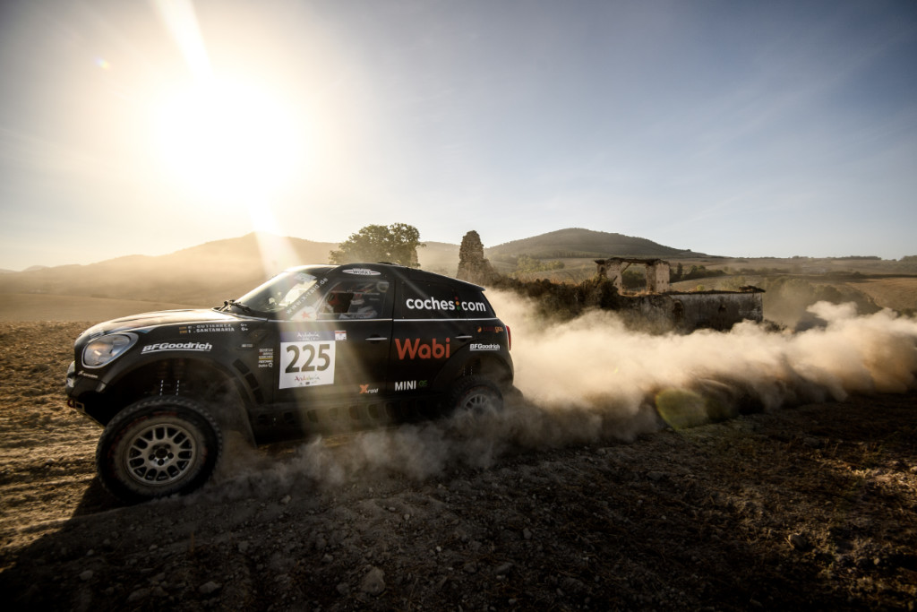 Cristina Gutierrez, Andalucía Rally 2020