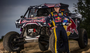 Kevin Hansen, Red Bull Off-Road Junior Team
