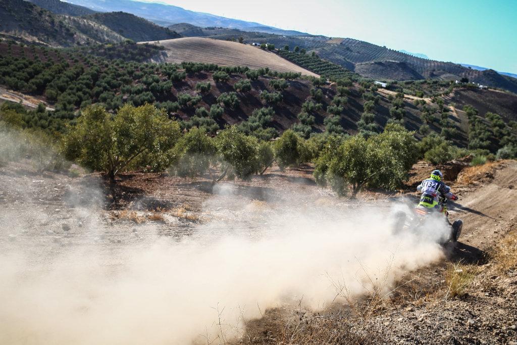 Tomáš Kubiena, Andalucía Rally 2020