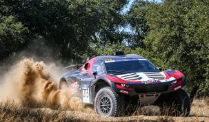 Alexandre Leroy, Andalucía Rally 2020