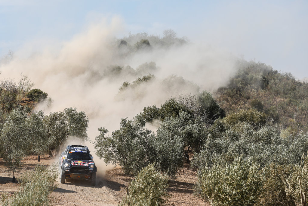 Stéphane Peterhansel, Andalucía Rally 2020
