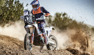 Daniel Sanders, Andalucía Rally 2020