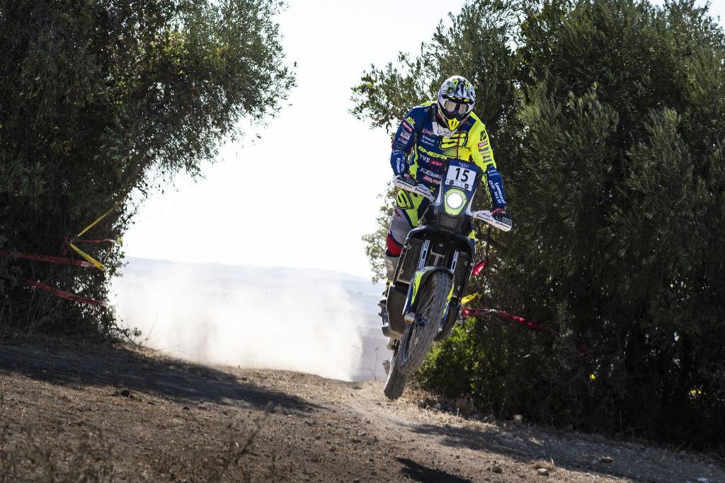 Lorenzo Santolino, Andalucía Rally 2020