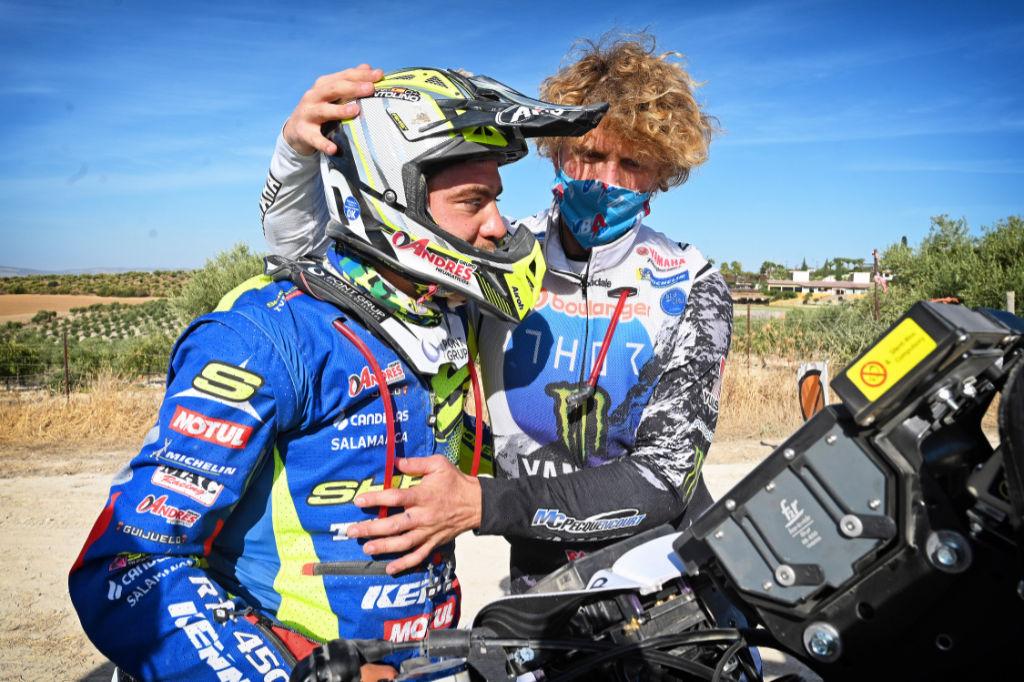 Santolino & Van Beveren, Andalucía Rally 2020