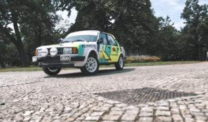 Škoda 130 LR, Klymčiw Racing