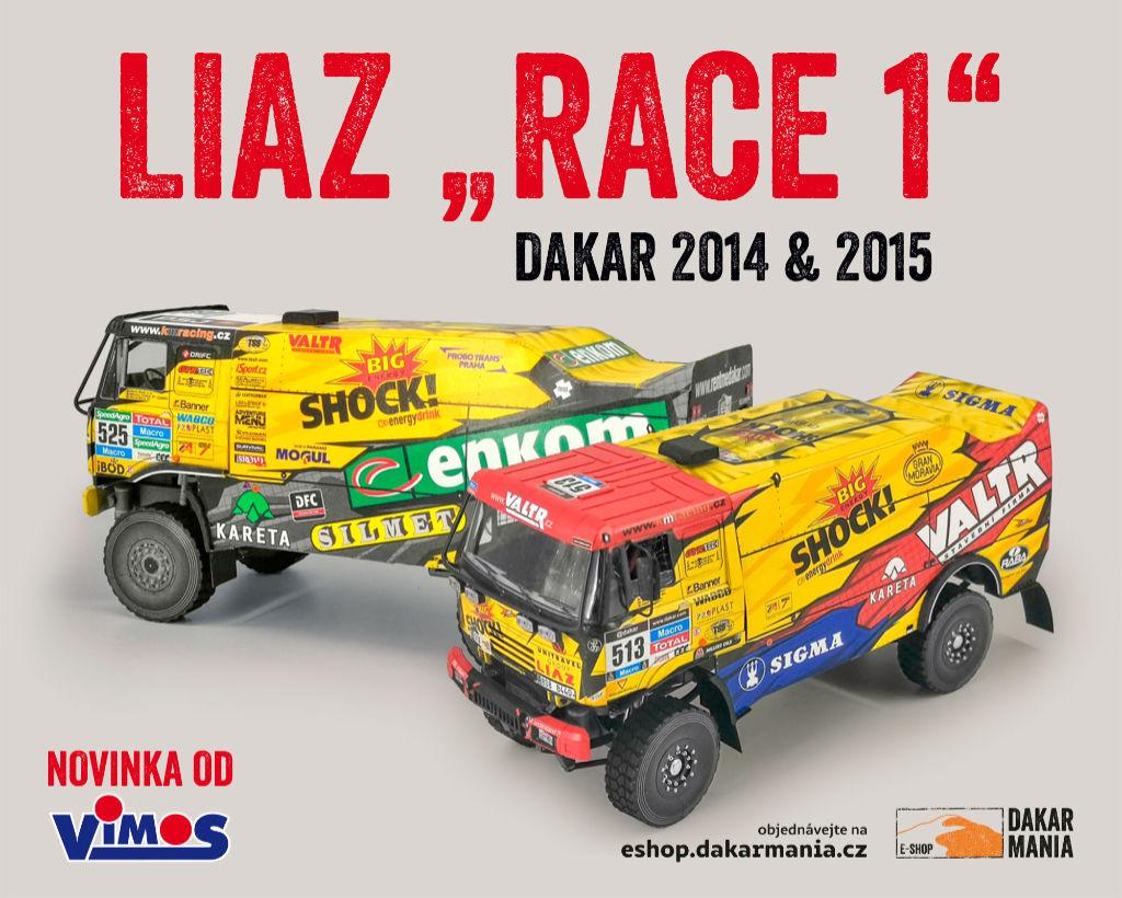 Liaz Race 1, Vimos