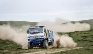Ajrat Mardějev, Silk Way Rally 2019