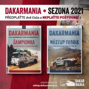 DAKARMANIA 2021