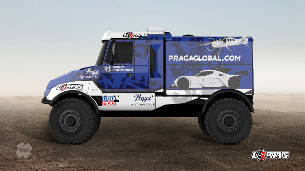 Design Dakar 2021, Tománek