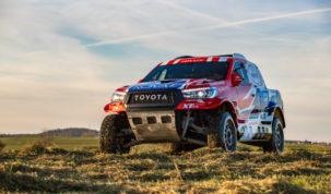 Toyota, Ultimate Dakar Racing