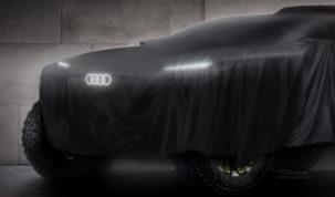 Audi, Dakar