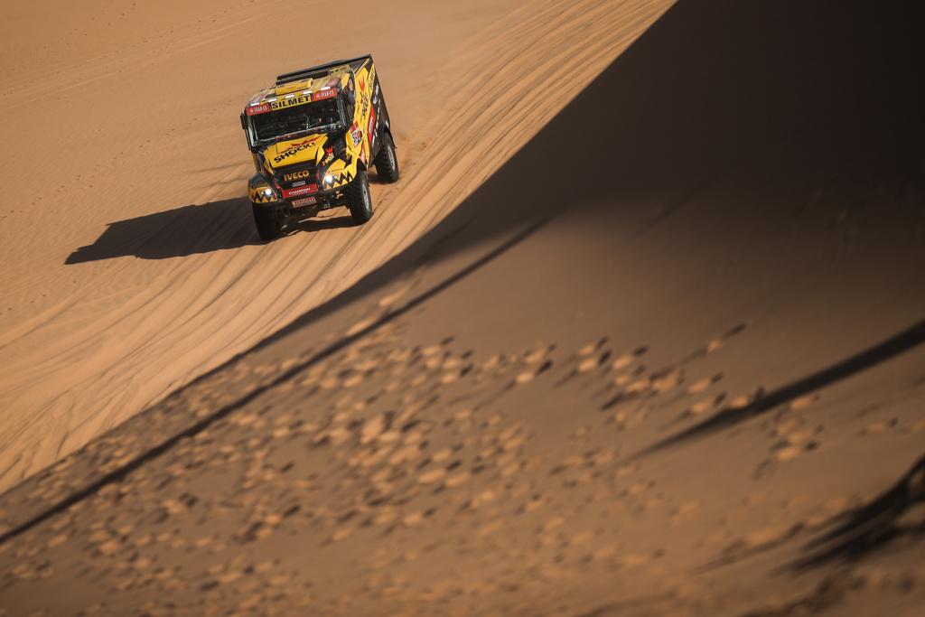 Martin Macík, Dakar 2020