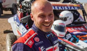 Vlastimil Tošenovský, Rally Dakar 2020