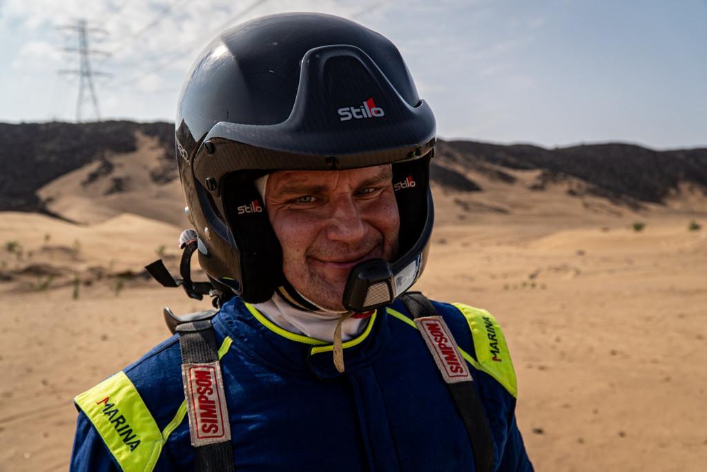 Boris Vaculík, Dakar 2020