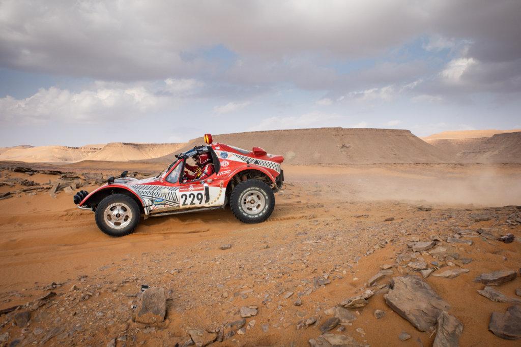 Marc Douton, Dakar Classic 2021