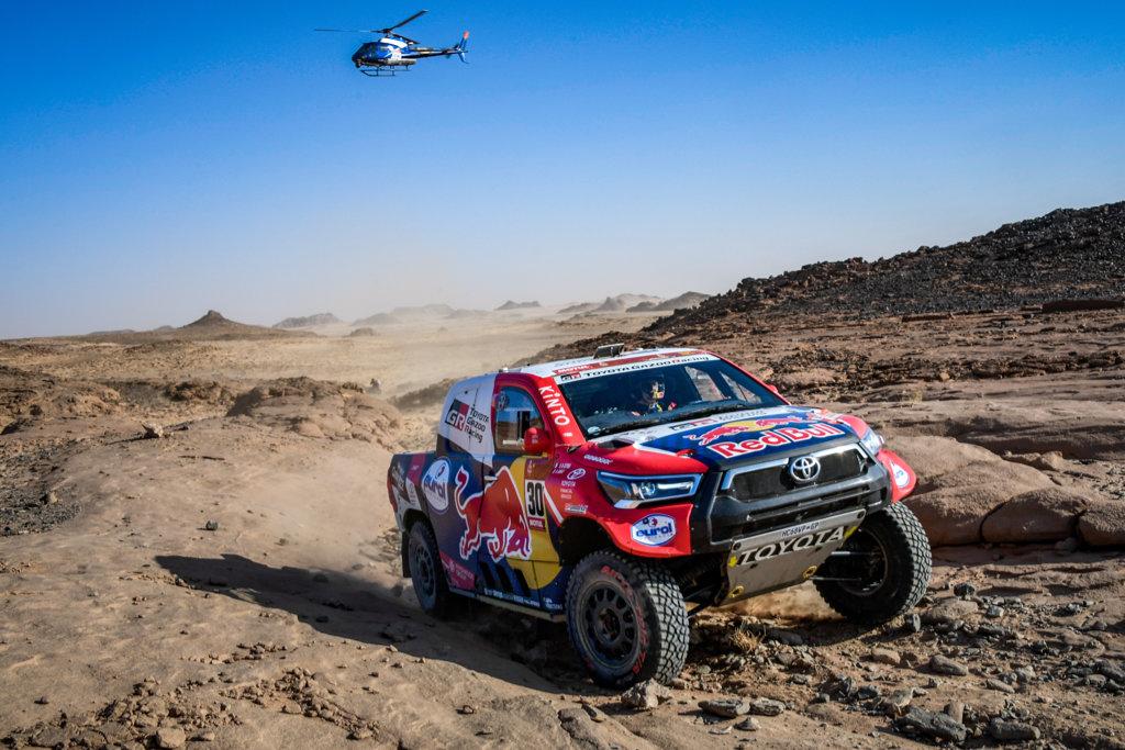 Nasser Al-Attiyah, Dakar 2021
