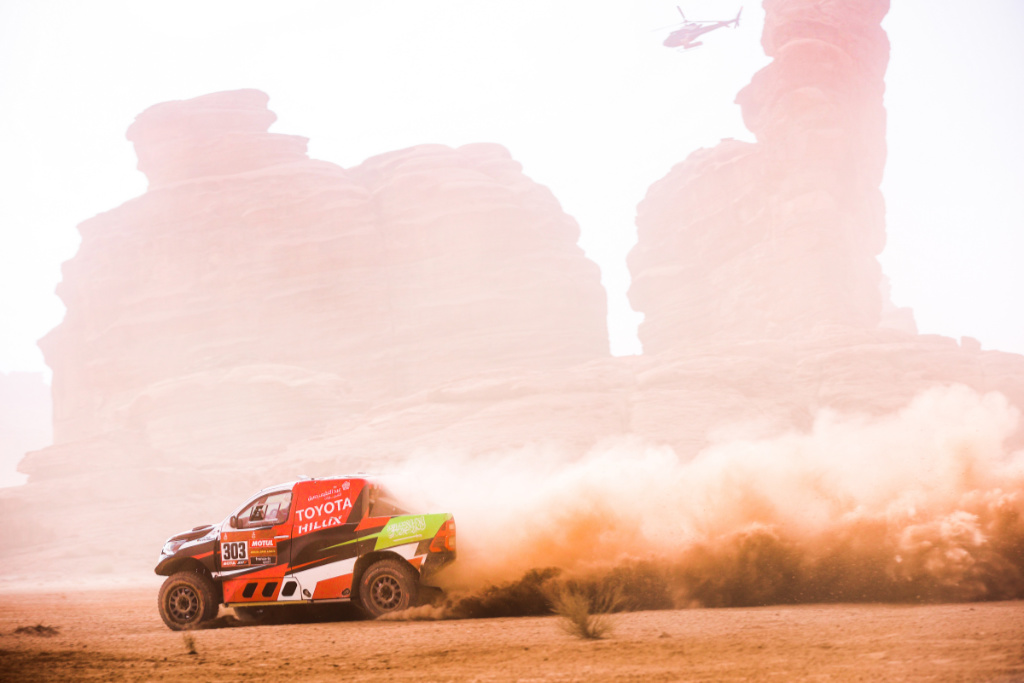 Yazeed Al-Rajhi, Dakar 2021