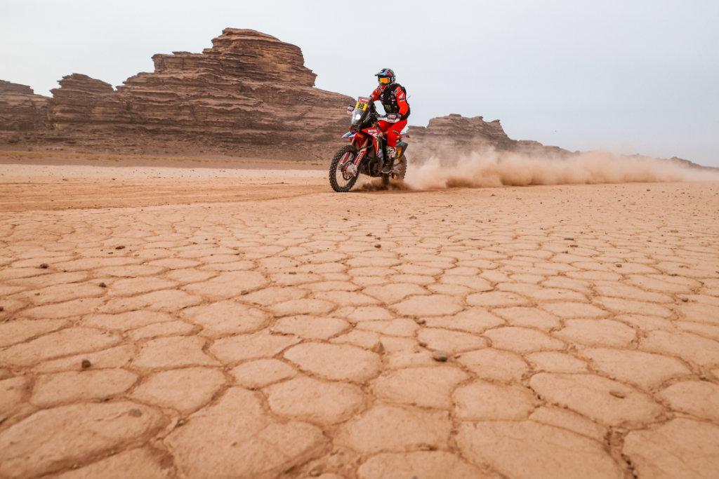 Joan Barreda, Dakar 2021