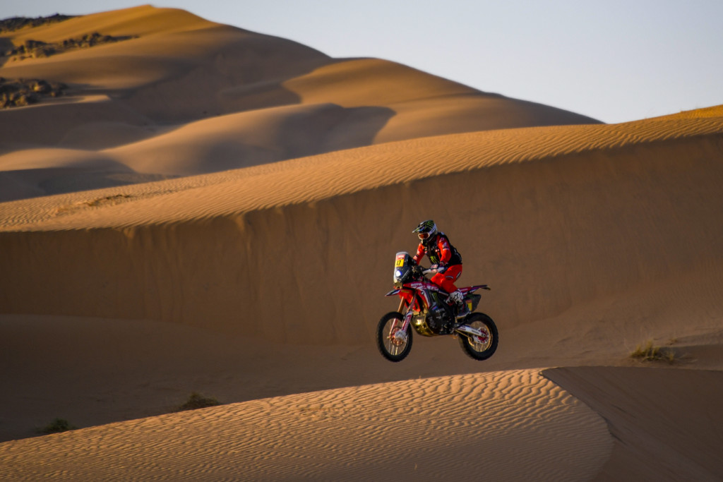 Kevin Benavides, Dakar 2021