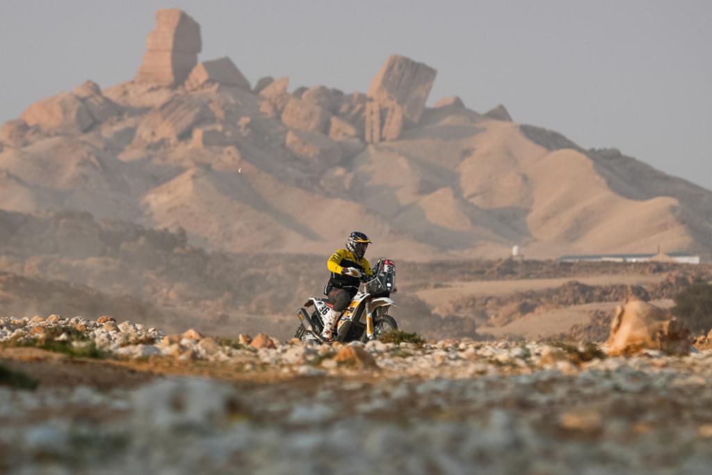 Jan Brabec, Dakar 2021