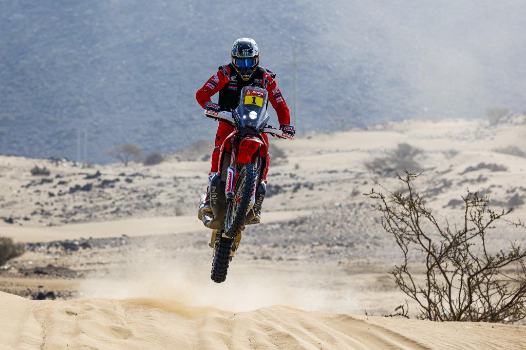 Ricky Brabec, shakedown Dakar 2021