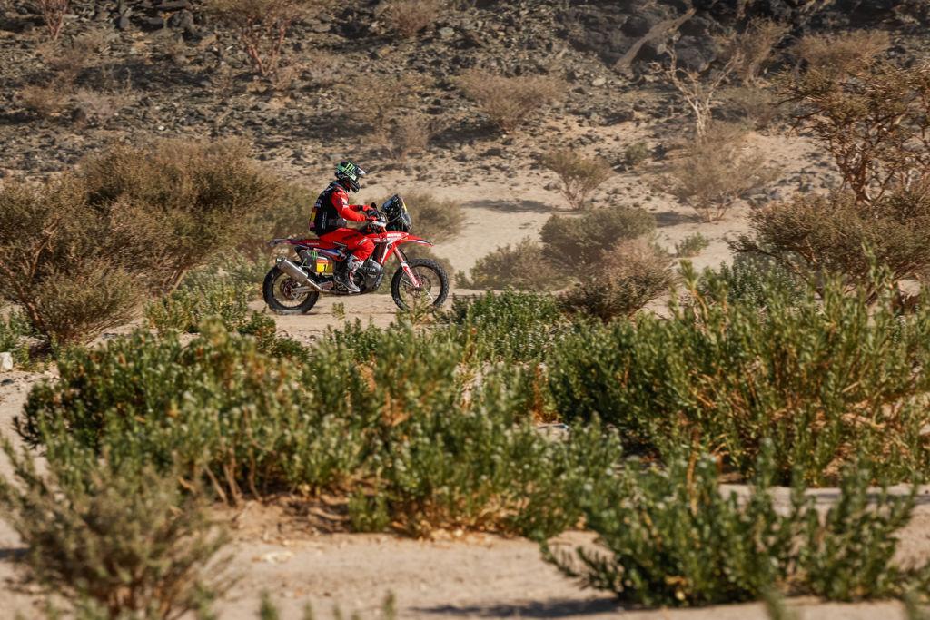 Ricky Brabec, Dakar 2021