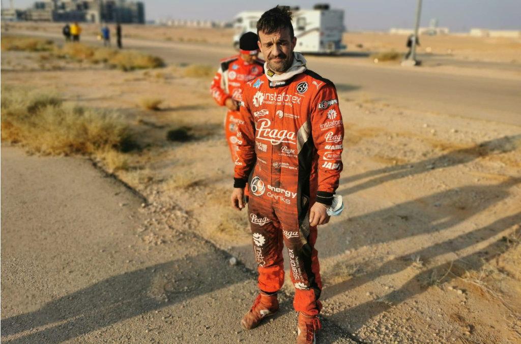 Petr Pokora, Dakar 2021