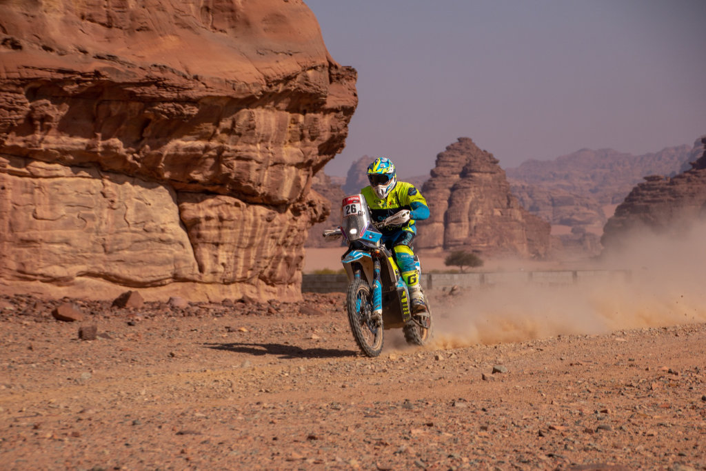 Milan Engel, Dakar 2021
