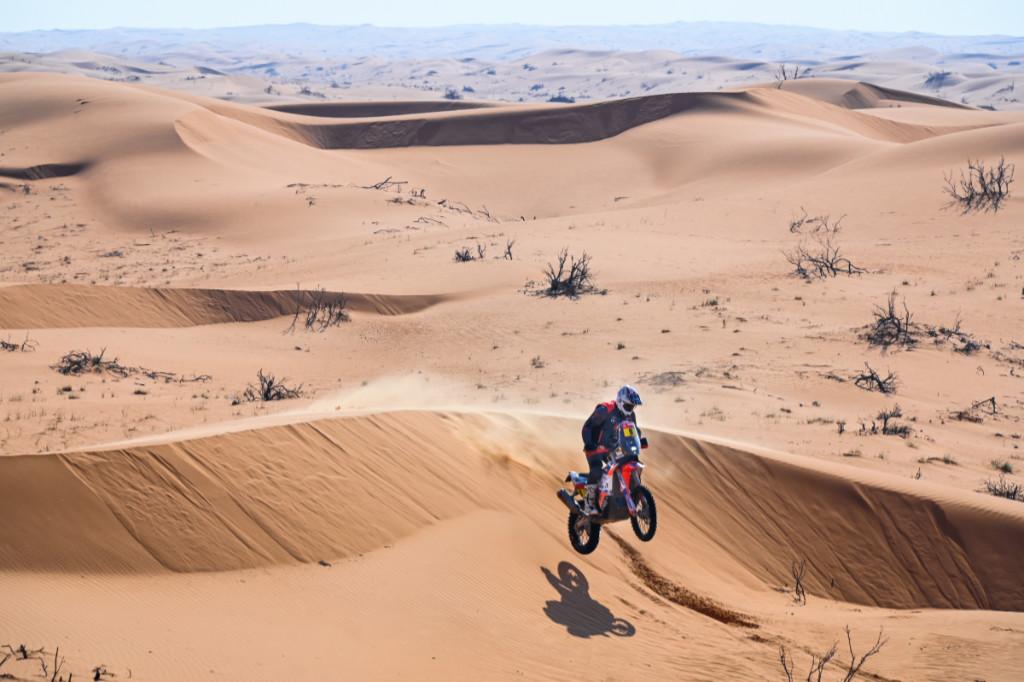 Skyler Howes, Dakar 2021