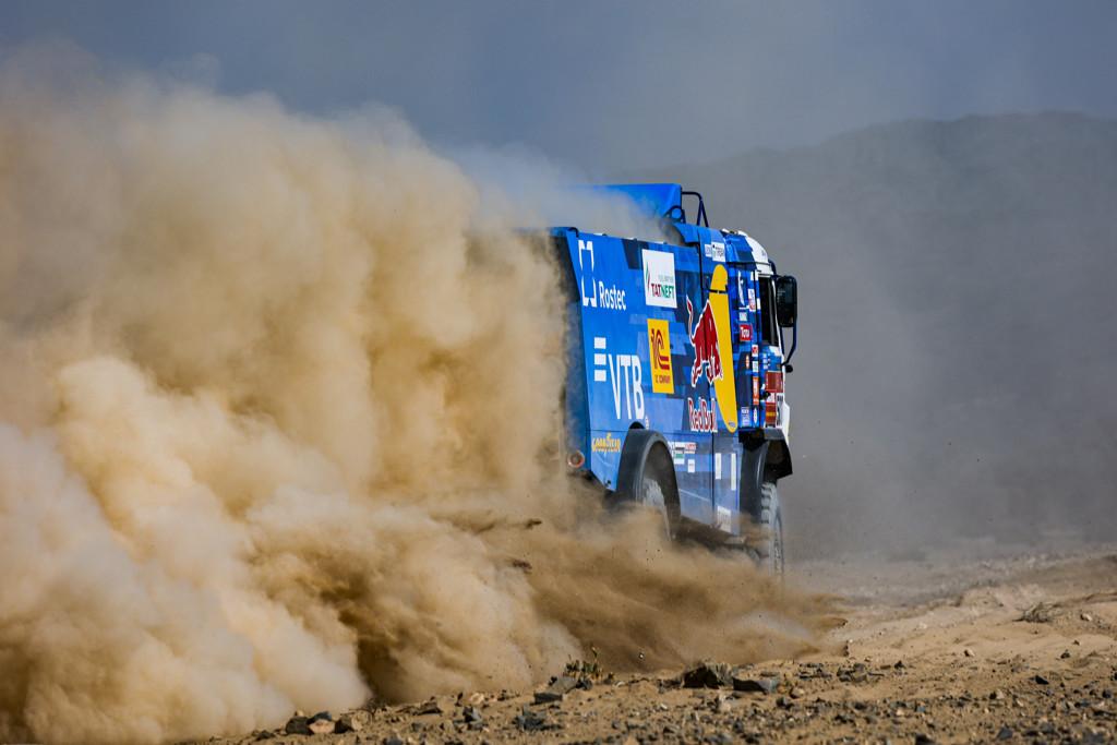 Andrej Karginov, Dakar 2021