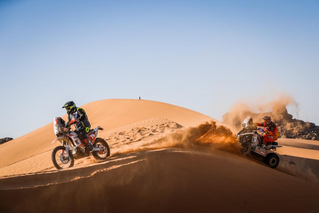 Roman Krejčí, Dakar 2021
