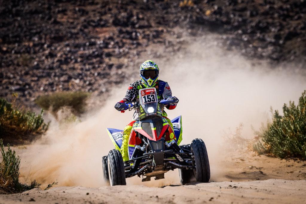 Tomáš Kubiena, Dakar 2021