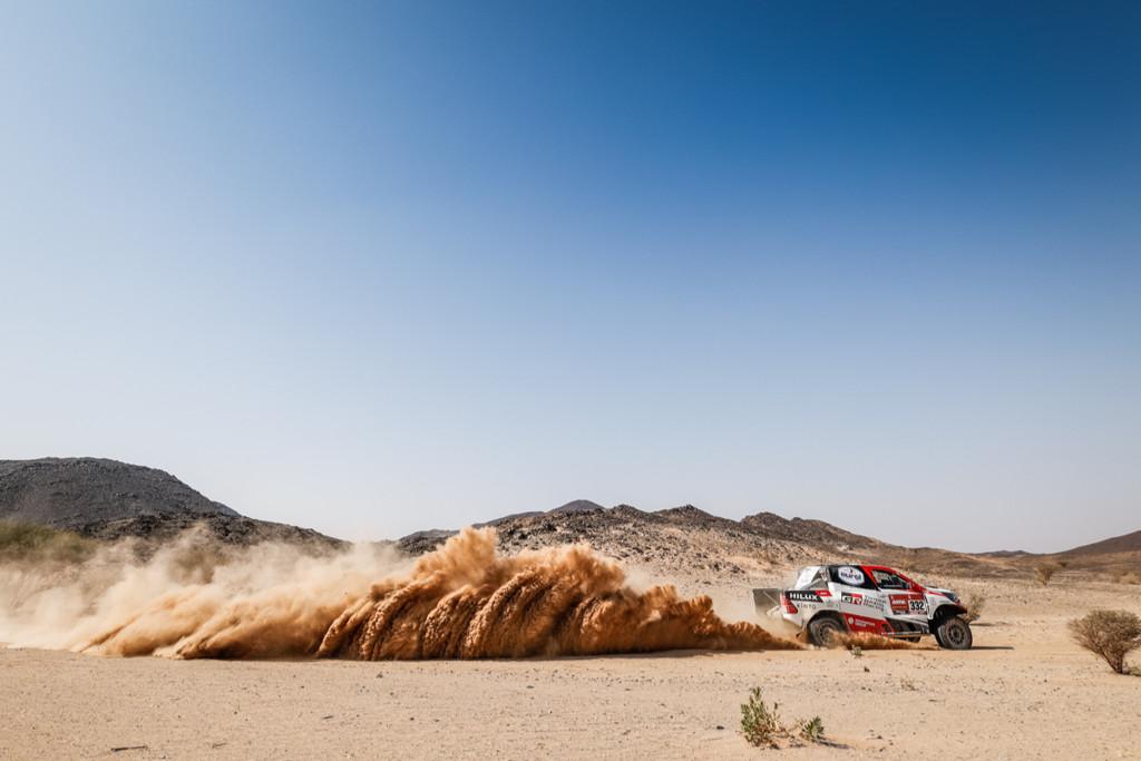 Henk Lategan, Dakar 2021