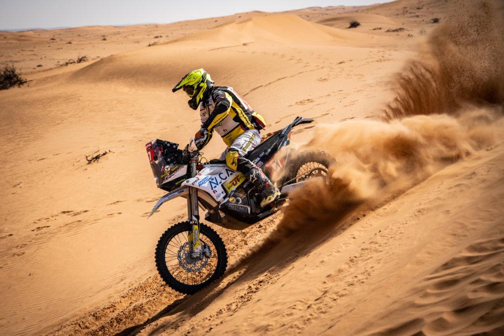 Rudolf Lhotský, Dakar 2021
