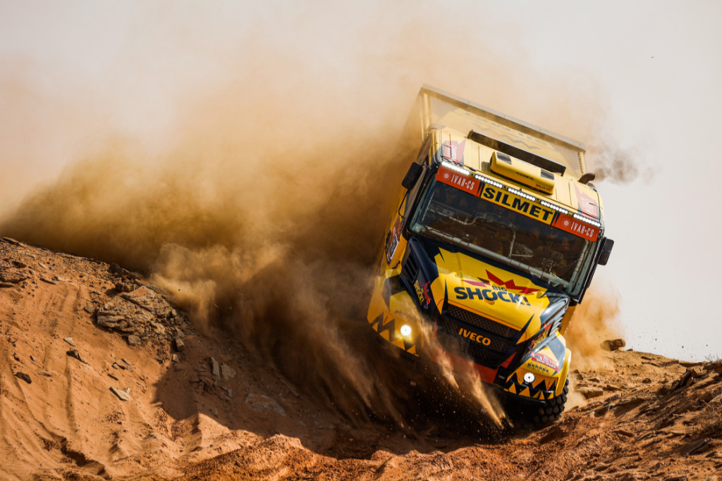 Martin Macík, Dakar 2021
