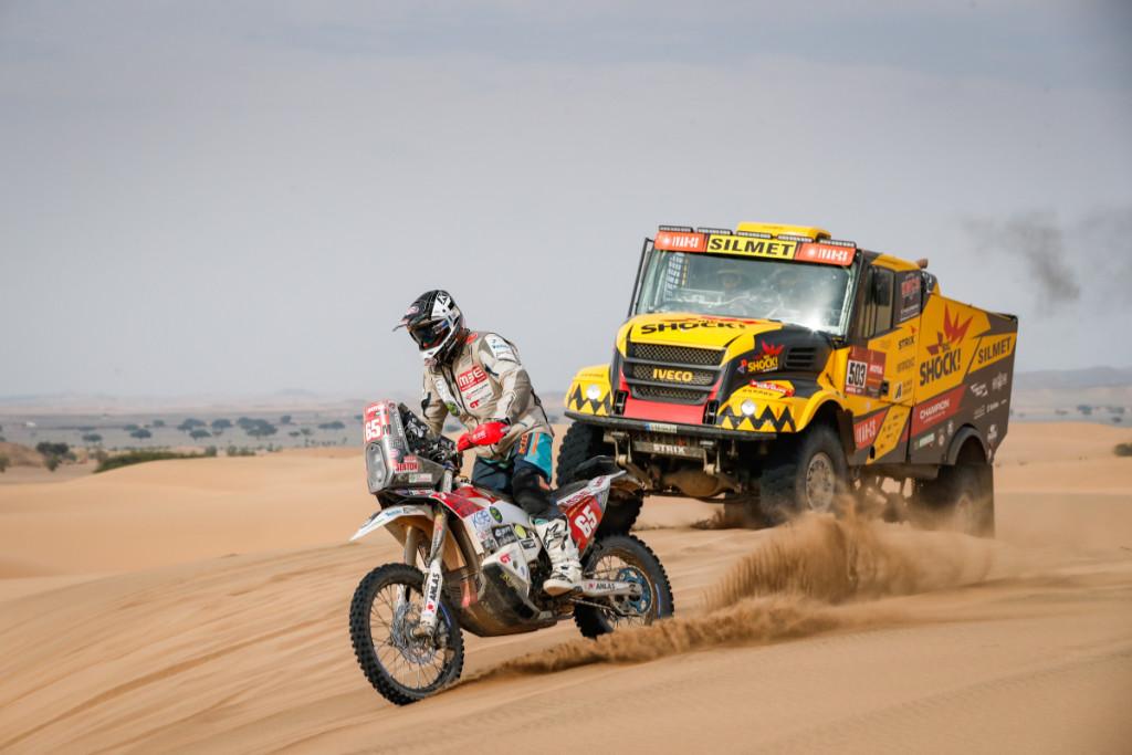 Franco Picco & Martin Macík, Dakar 2021